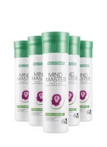 5er Spar-Pack Mind Master green Body Performance